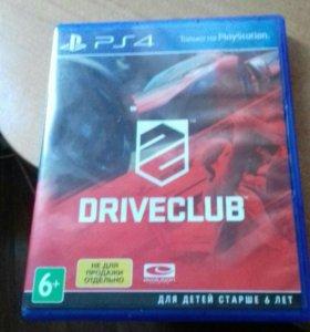 Игра Driveclub для PS4