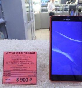 Смартфон Sony Xperia Z3 Compact