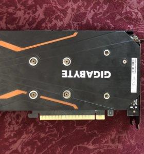 GeForce gigabyte 1050ti 4 gb
