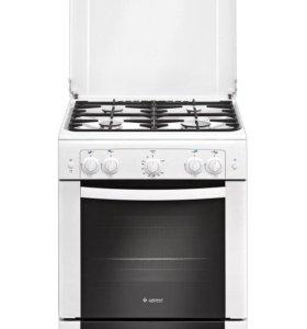 Газовая плита Гефест 6100-02 Т2 белая