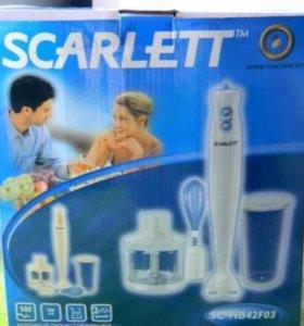 Блендер Scarlett SC-HB42F03