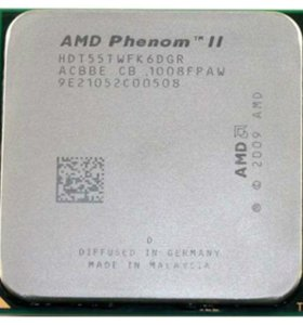 AMD Phenom II X6 1055T Socket AM3