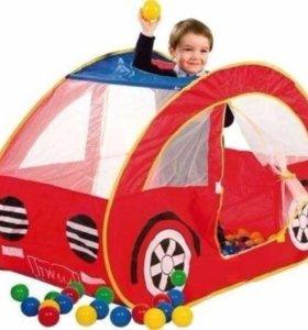 Детская палатка,с шариками внутри