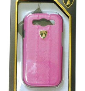Розовый новый чехол для Samsung Galaxy s3