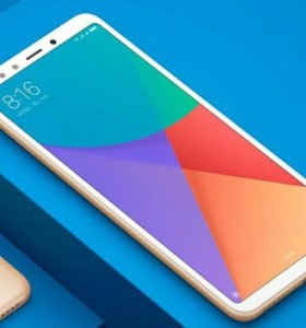 Новый Xiaomi redmi 5 plus