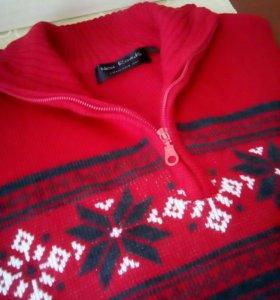Мужской свитер 50 - 52 разм