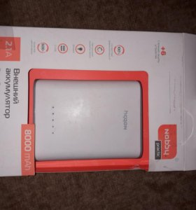 Power Bank 8000mAh ТОРГ