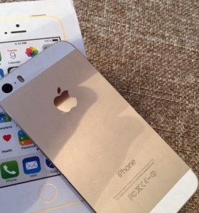Айфон 5s 16gb золотой