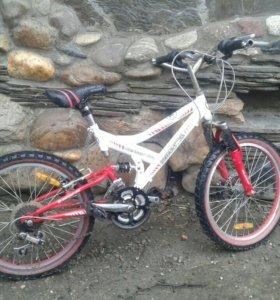 Велосипед подростковый Maxpro