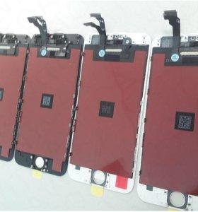 Дисплейный модуль на iPhone 6 (экран, дисплей