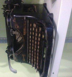 Старинная печатная машинка