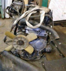 Двигатель и многое другое