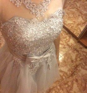 Платье выпускное, размер 44