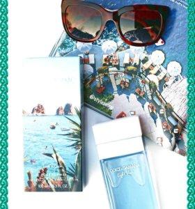 Dolce&Gabbana Light Blue Love in Capri , 100 ml