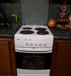 Электрическая плита Kaiser с грилем