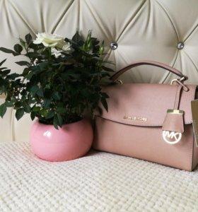 Оригинальная сумка Michael Kors Ava Blush