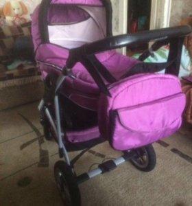 Детская коляска Cameral Q12