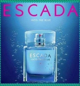 Escada Into the Blue Edp 75 ml