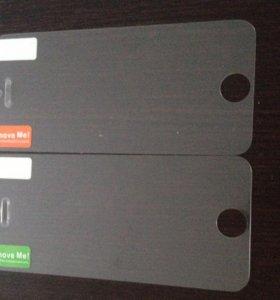 Защитная плёнка на iPhone 5,5s,se.