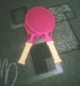 Продам тенисные ракетки