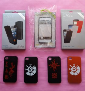 Чехлы для Apple iPhone 4/4s, iPhone 5/5c/5S/SE