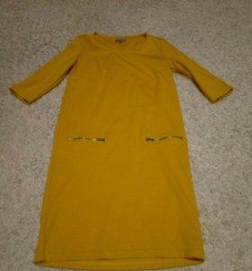 Новое платье классное на осень