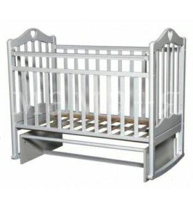 Кровать детская, матрас