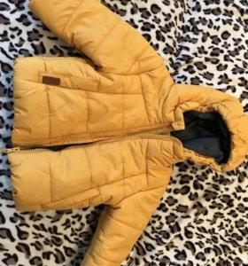 Продаю куртку BabyGo 80 размер