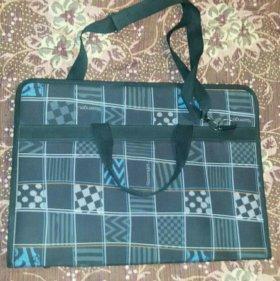 Папка-сумка А3