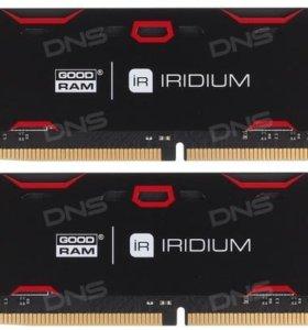 Goodram Iridium [GR2400D464L17S/4G] 2x4Gb