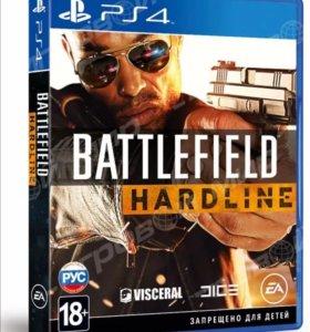 Продам Battlefield harbline на ps4