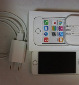 Продаю IPhone 5S Gold 32 g