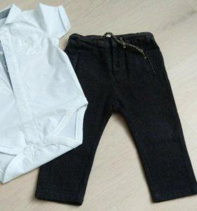 Комплект на мальчика рубашка брюки