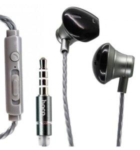Наушники Hoco M18 c микрофоном