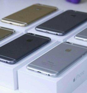 Iphone 6 с отпечатком пальца