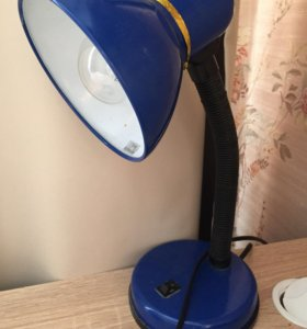 Школьная настольная лампа