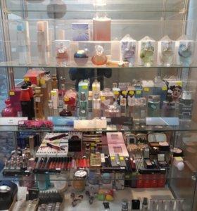 Распродажа парфюмерии и косметикм
