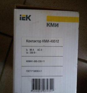 Контакторы КМИ-49512