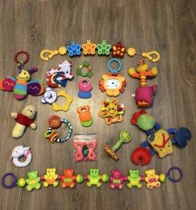 Игрушки от 0-1 года