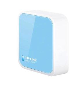 Wi-Fi-роутер TP-LINK TL-WR702N