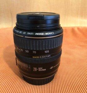 Canon EF 28-105mm f/3.5-4.5 USM