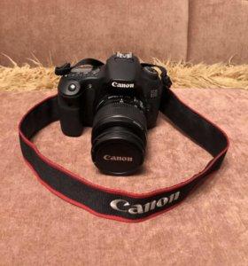 Профессиональный фотоаппарат Canon EOS 60D
