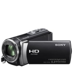 Камера sony hdr-cx190e