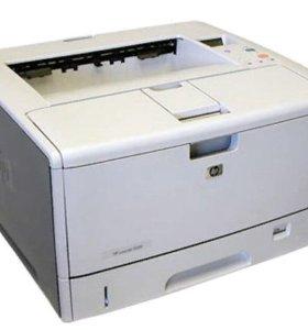 Принтер А3 HP LaserJet 5200