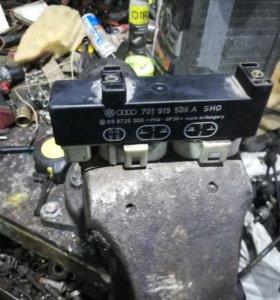 Блок управления вентилятором для VW