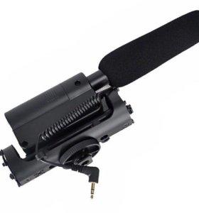 Микрофон Takstar SGC-598 накамерный для зеркалки