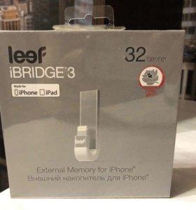 USB флешка Leef iBridge 3 32Gb