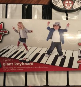 Пианино напольное ELC