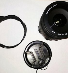 Объектив Sigma AF 18-250mm f/3.5-6.3 DC