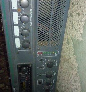 Трансляционный Усилитель jedia jps-2400